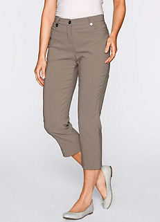 Cheap Cropped & Capri Trousers | 3/4 & Ankle Grazers | bonprix