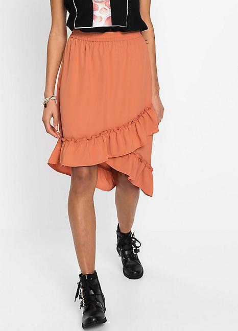 beaded evening maxi dress by bodyflirt bonprix