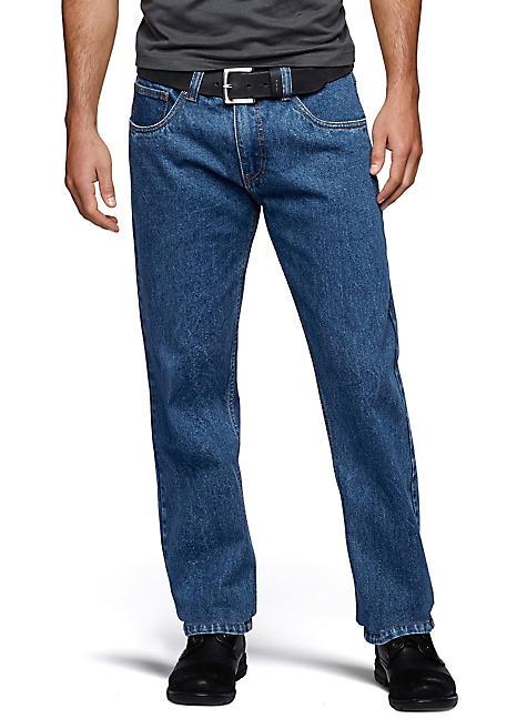 regular fit jeans by john baner jeanswear bonprix. Black Bedroom Furniture Sets. Home Design Ideas