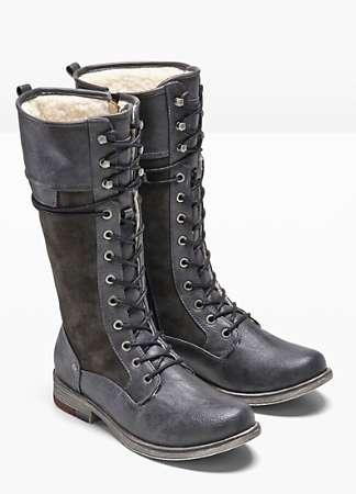 Cotton Rib Henley Shirt